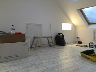 Attic Conversion Whitley Bay