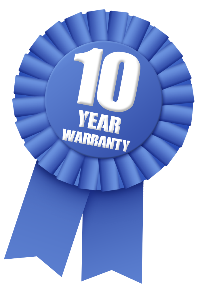 10 Year Warranty The Luxury Loft Company