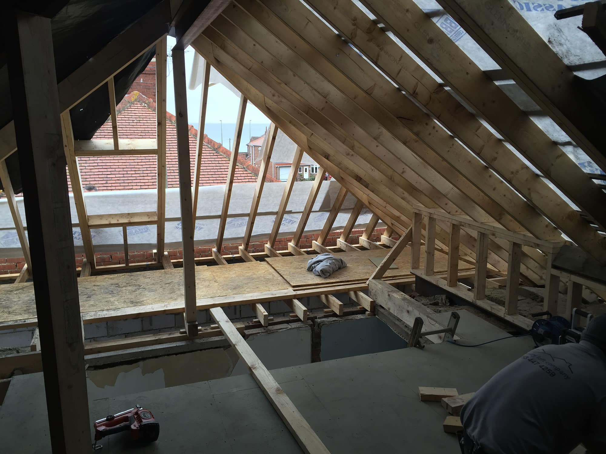 Loft Conversion Tynemouth Image 16