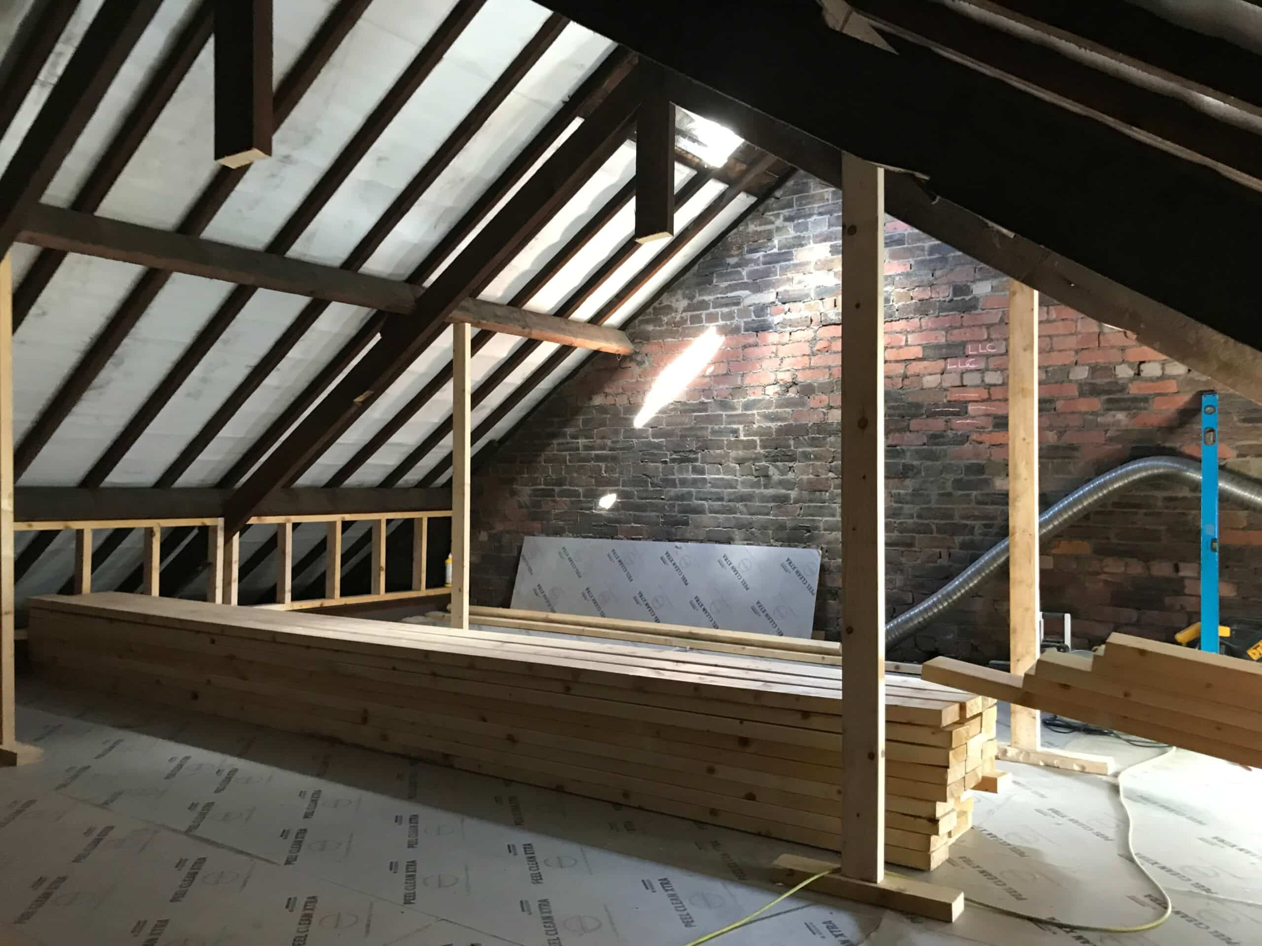 Loft Conversion Gosforth Image 7